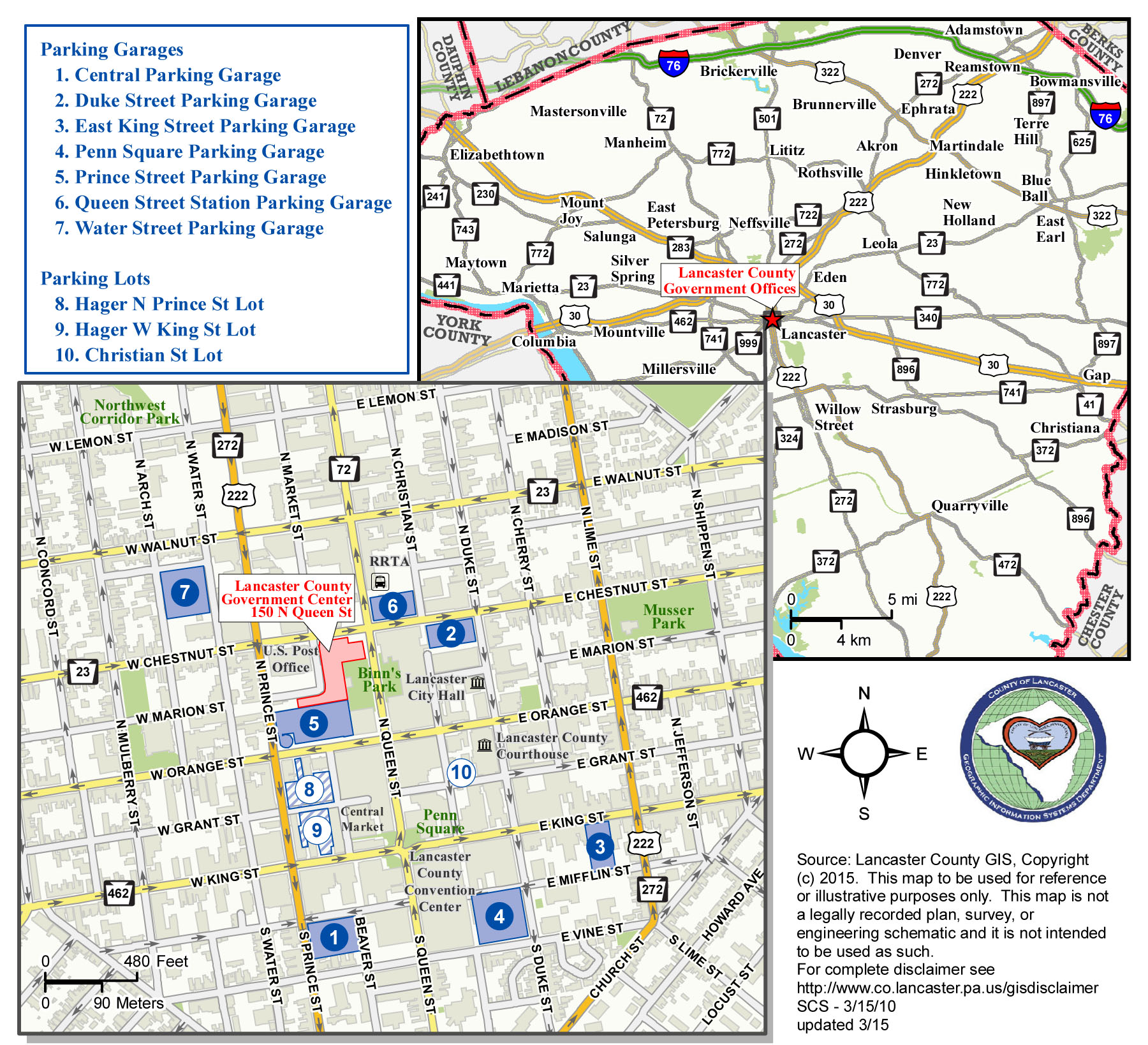 Lancaster County Gis Map Lancaster County, PA   Official Website