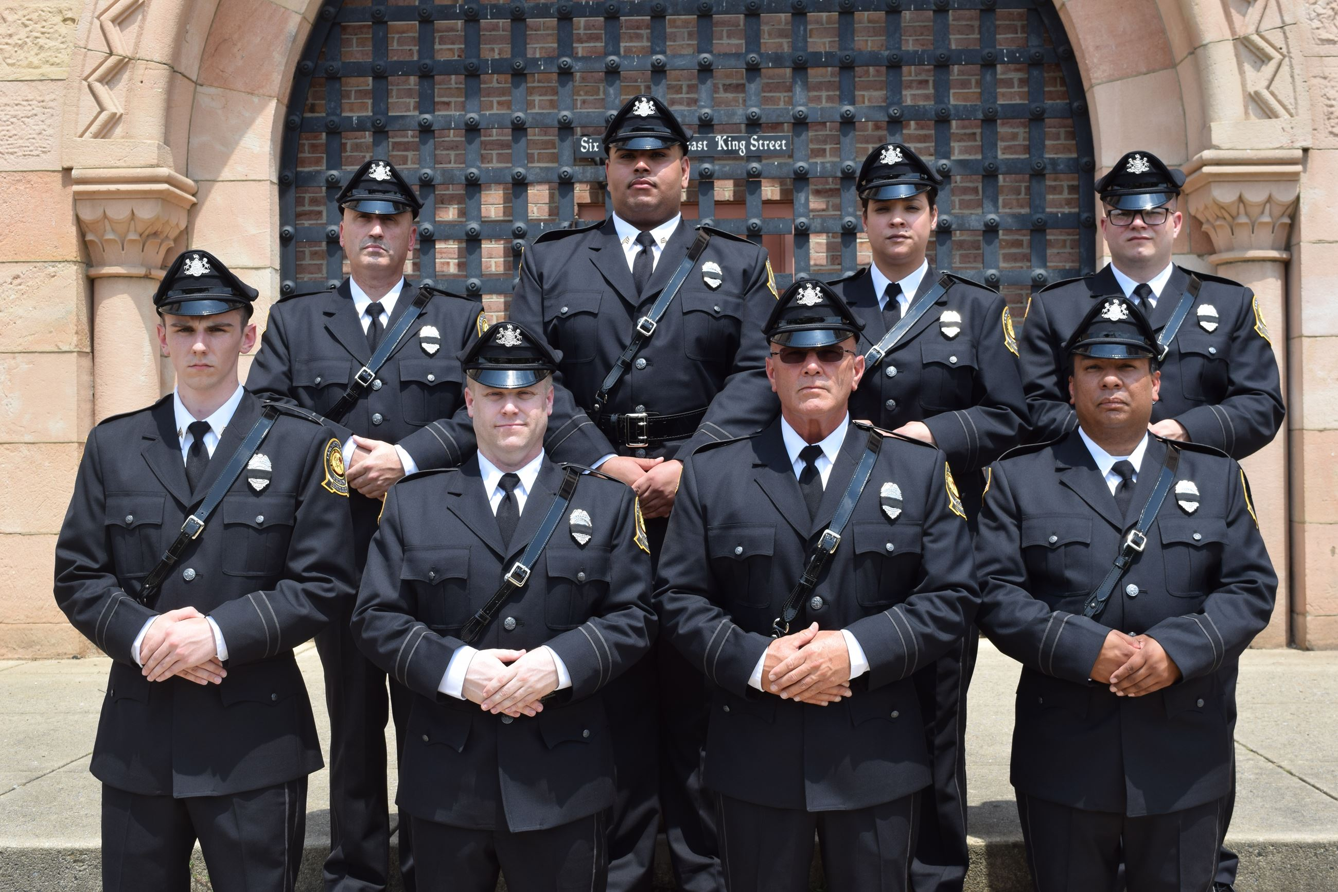 Lancaster County Prison Honor Guard