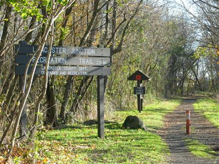 Lancaster Junction Recreation Trail
