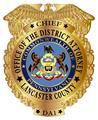 District Attorney Patch