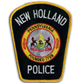 New Holland Police Patch