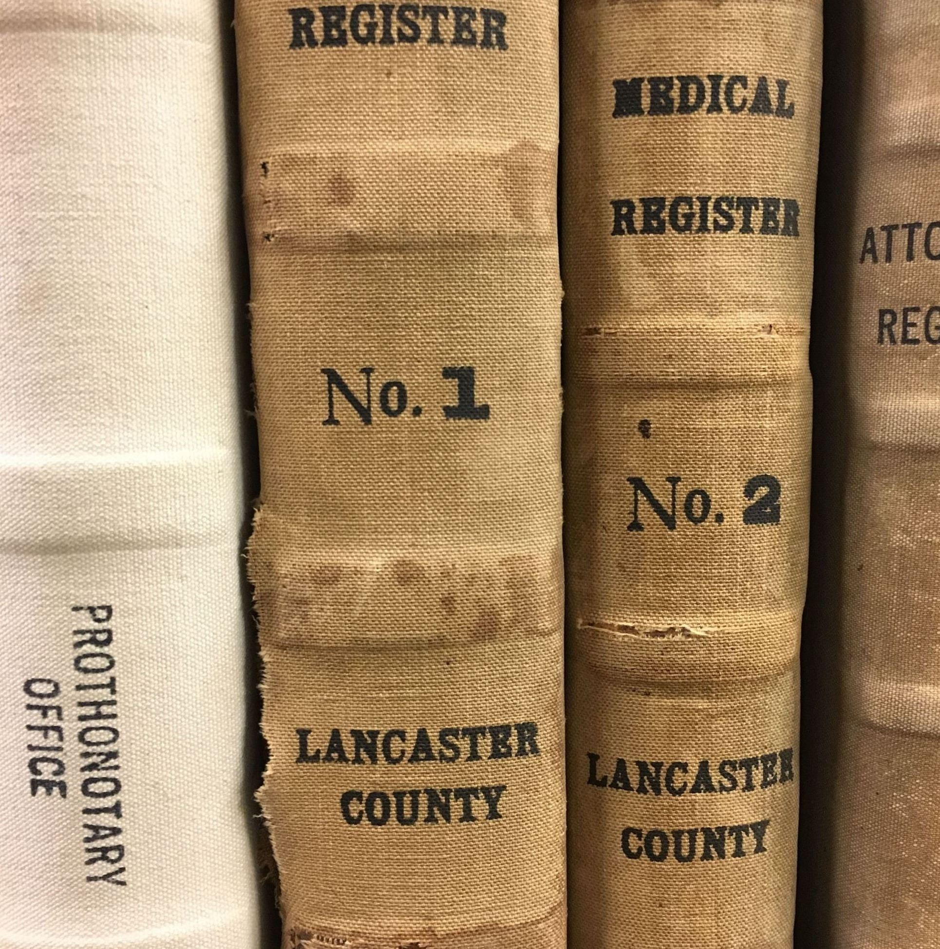 Medical Register Image