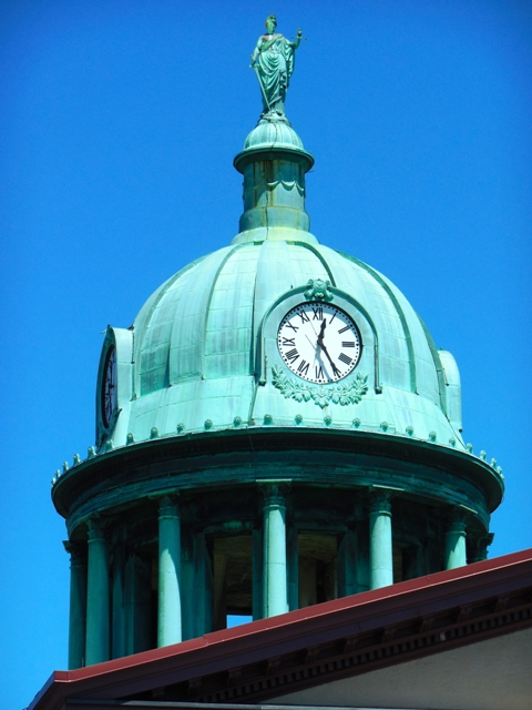 Old Courthouse Clock Tower